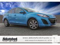 Make. Mazda. Model. 3. Year. 2010. Colour. Blue. kms.