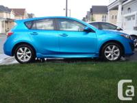 Make Mazda Model Mazda3 Sport Year 2010 Colour
