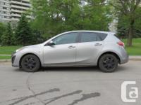 Make Mazda Model Mazda3 Sport Year 2010 Colour Grey