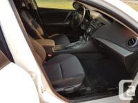 Make Mazda Model 3 Year 2010 Colour White kms 152000