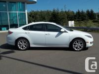 Make Mazda Model MAZDA6 Colour WHITE Trans Automatic