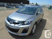 Make Mazda Model CX-7 Colour Silver Trans Automatic