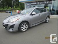 Make Mazda Model MAZDA3 Year 2010 Colour ALUMINIUM kms