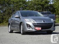 Make Mazda Model MAZDA3 Year 2010 kms 141000 Trans