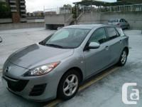 Make Mazda Model 3 Colour silver/ grey Trans Automatic