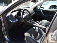 Make Mazda Model Mazda3 Year 2010 Colour Grey kms
