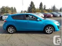Make Mazda Model MAZDA3 Year 2010 Colour Blue kms