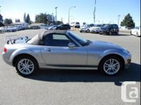 Make Mazda Model MX-5 Year 2010 Colour Silver kms