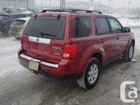 Make Mazda Model Tribute Year 2010 Colour Red kms