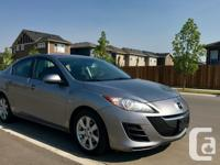 Make Mazda Model Mazda3 Year 2010 Colour Silver kms