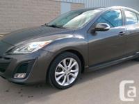 Make Mazda Model 3 Colour Grey Trans Manual kms 56000