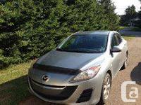 Make Mazda Design 3 Year 2010 kms 164500 This