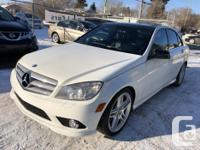 Make Mercedes-Benz Model C350 Year 2010 Colour White for sale  Saskatchewan