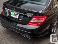Make Mercedes-Benz Model C63 Year 2010 Colour Black