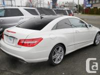 Make Mercedes-Benz Model E550 Year 2010 Colour White, used for sale  British Columbia