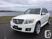 Make Mercedes-Benz Model GLK350 Year 2010 Colour White