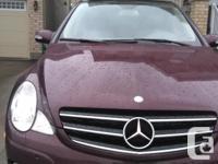 Make. Mercedes-Benz. Design. R350. Year. 2010. Colour.