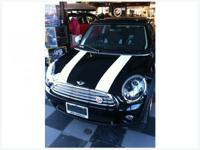 2010 Mini Cooper Camden hatchback FWD. If you are