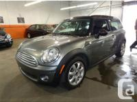 2010: Mini : Cooper Clubman    Visit our online