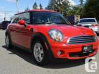 Make MINI Model Cooper Year 2010 Colour Red kms 59012