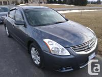 Make Nissan Model Altima Year 2010 Colour Grey Metalic