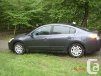 Make Nissan Model Altima Year 2010 Colour Charcoal