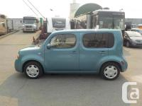 Make Nissan Model Cube Year 2010 Colour Blue kms