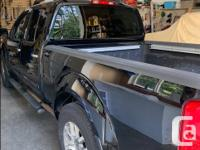 Make Nissan Model Frontier 4WD Year 2010 Colour Black