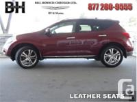 Make Nissan Model Murano Year 2010 Colour Red kms