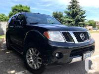 Make Nissan Model Pathfinder Year 2010 Colour Black
