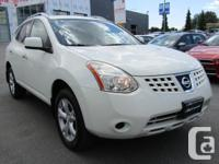 Make Nissan Model Rogue Year 2010 Colour White kms