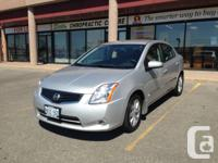 Like new condition, low kilometers, w/Alloy Wheels, CVT
