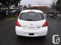 Make Nissan Model Versa Year 2010 Colour White kms