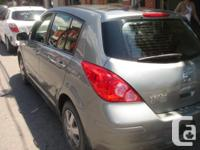 Make Nissan Model Versa Year 2010 Colour GREY kms
