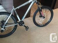 I have a 2010 Norco Sasquatch, I bought it right when
