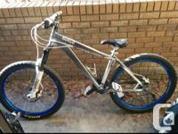 For sale is my well taken care of 2010 Norco Sasquatch