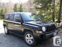 Make. Jeep. Design. Patriot. Year. 2010. Colour.
