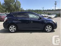 Make Pontiac Model Vibe Year 2010 Colour Blue kms