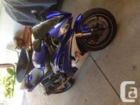 Used, Mint shape 2010 r6 with 17 000 km - aftermarket for sale  Ontario