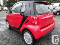 Make Smart Model Fortwo Year 2010 Colour red kms 65996