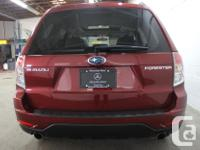 Make Subaru Model Forester Year 2010 Colour Red kms