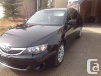Make Subaru Model Impreza Sedan Year 2010 Colour Black