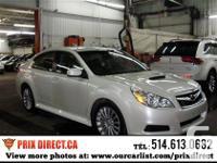 Make : Subaru     Model: Legacy