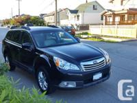 Make Subaru Model Outback Year 2010 Colour Black kms