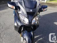 Make Suzuki Model Burgman Year 2010 kms 62048 AWESOME
