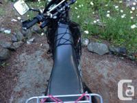 Make Suzuki Year 2010 kms 22680 2010 suzuki dr 650