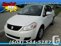 2010 Suzuki SX4 - $9,480  Stock Number: 300487  VIN: