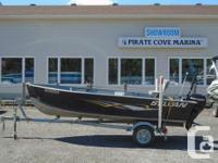2010 SYLVAN 14' Sea Snapper Fishing Boat for Sale
