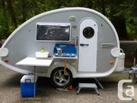 2010 T@B trailer for sale in excellent condition. for sale  British Columbia