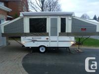 2010 Rockwood Outdoor tents Trailer 10' box